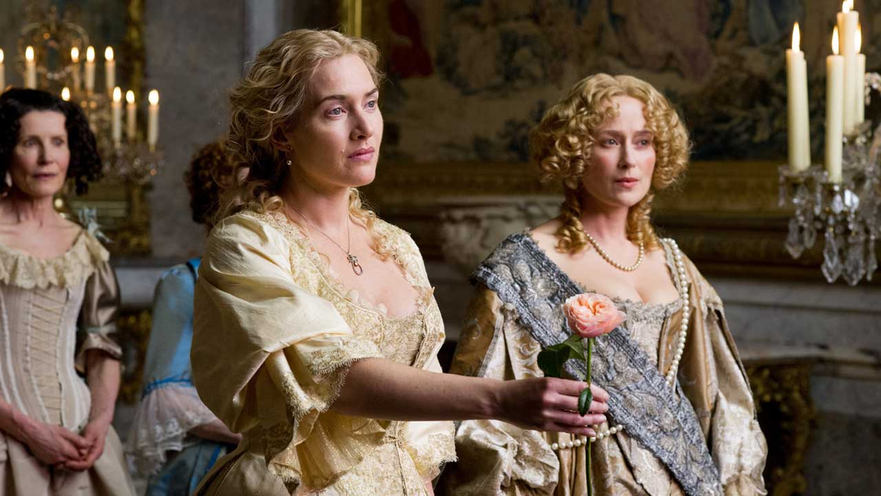 Nos Jardins do Rei / A Little Chaos (2014)