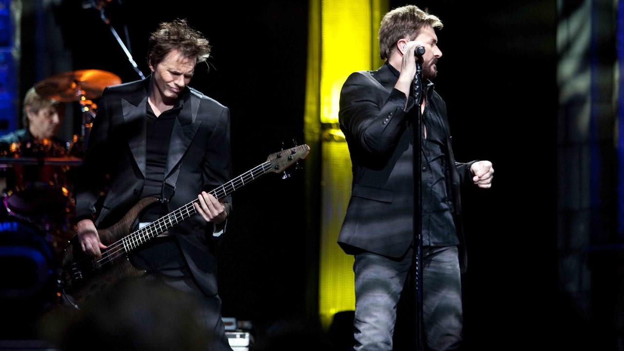 Duran Duran: Unstaged (2011)
