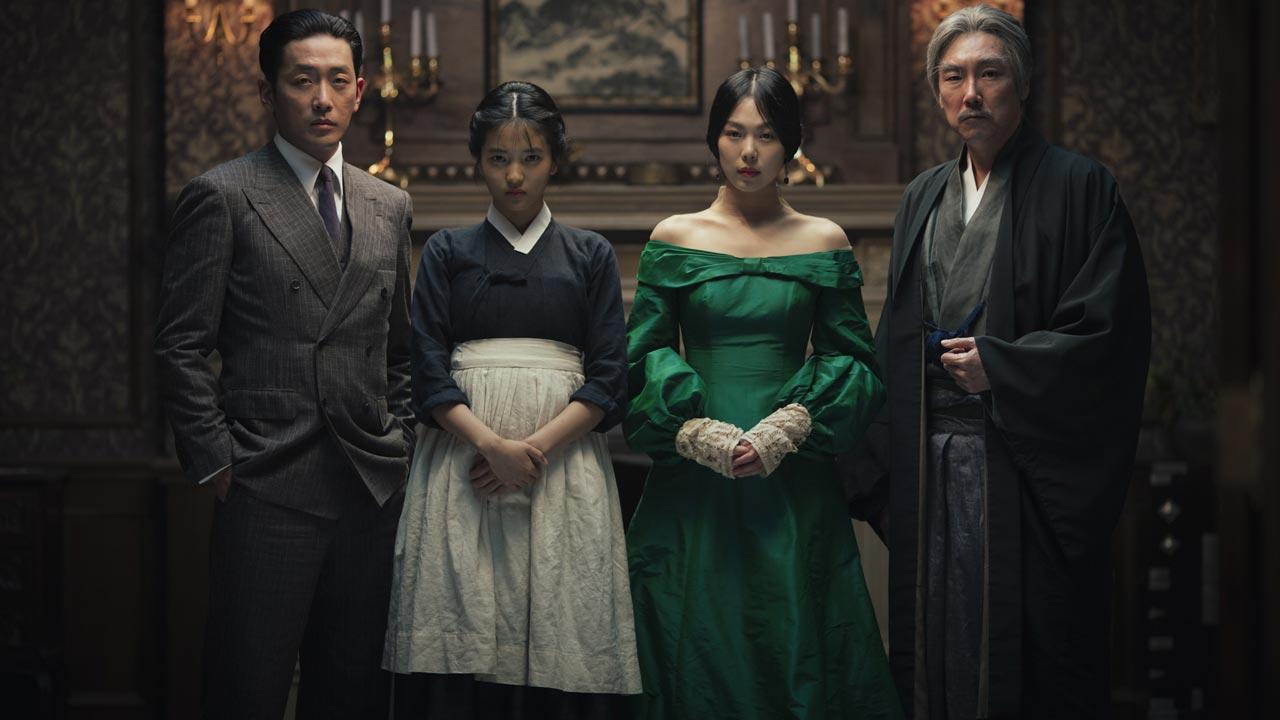 A Criada / Ah-ga-ssi / The Handmaiden (2016)