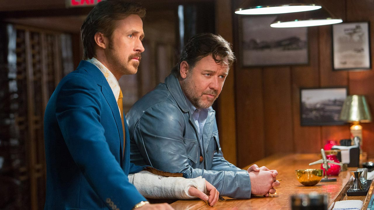 Bons Rapazes / The Nice Guys (2016)