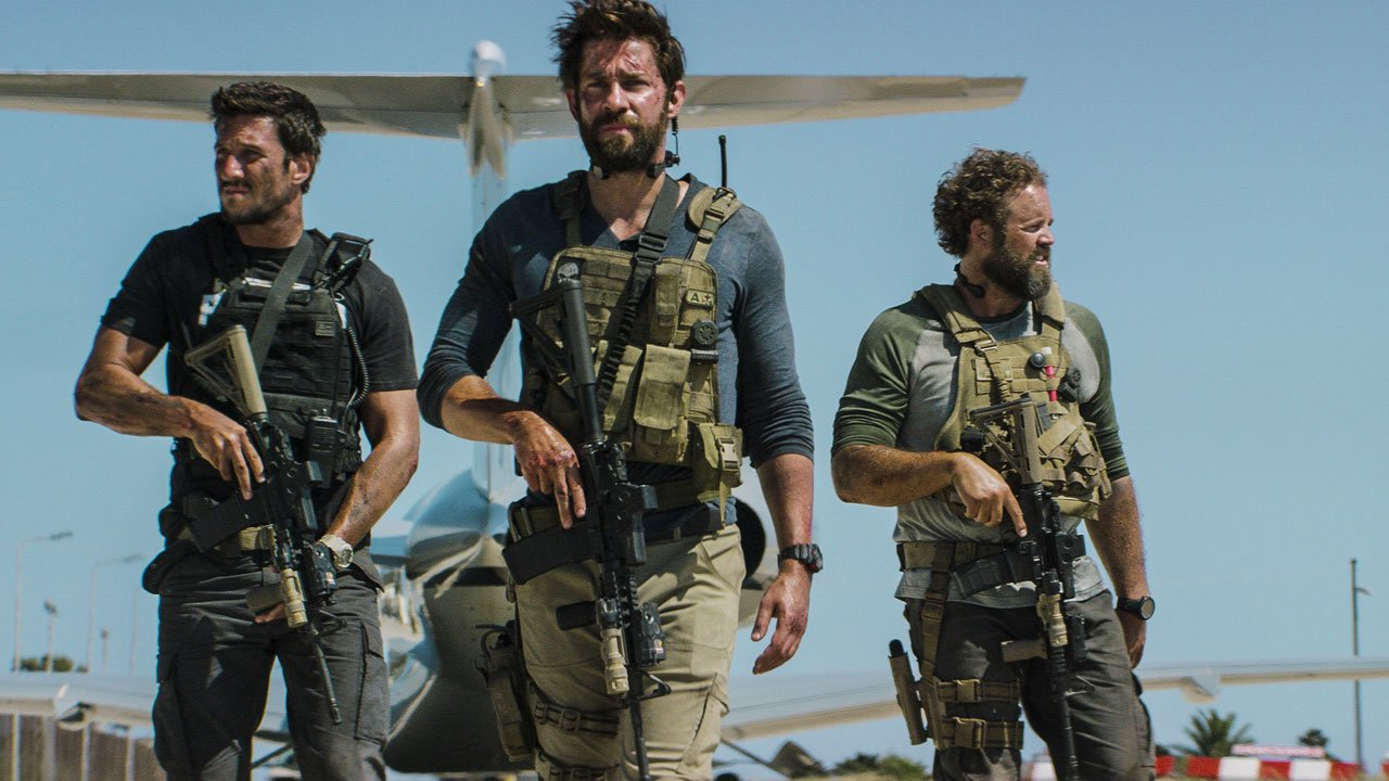 13 Horas: Os Soldados Secretos de Benghazi / 13 Hours: The Secret Soldiers of Benghazi (2016)