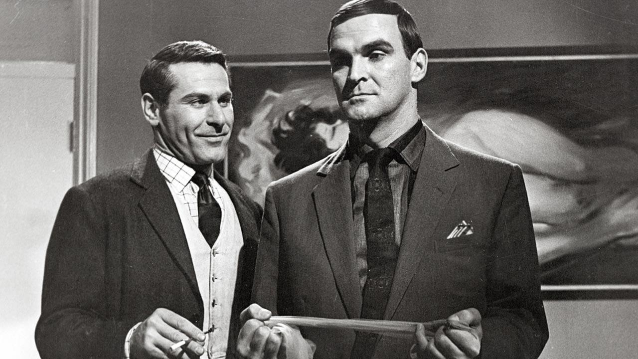 Prisão Maior (reposição) / The Criminal (1960)