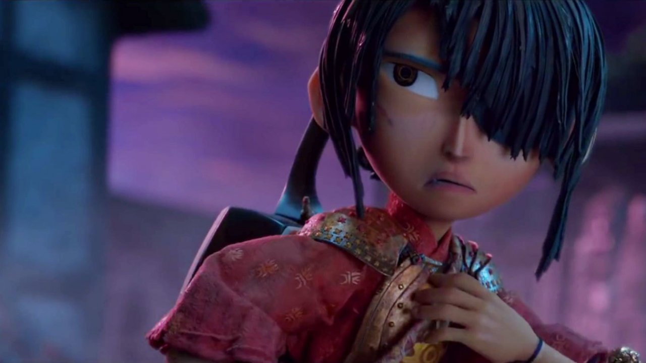 Kubo e as Duas Cordas / Kubo and the Two Strings (2016)