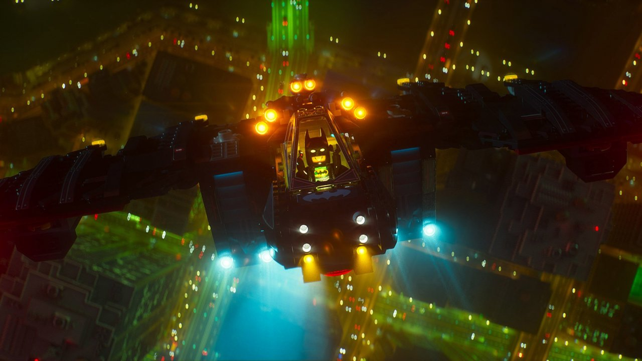 Lego Batman: O Filme / The Lego Batman Movie (2017)