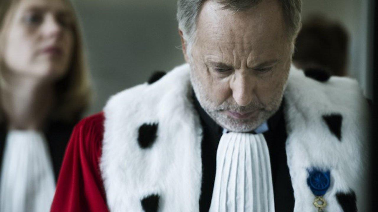 O Senhor Juíz / L'Hermine (2015)