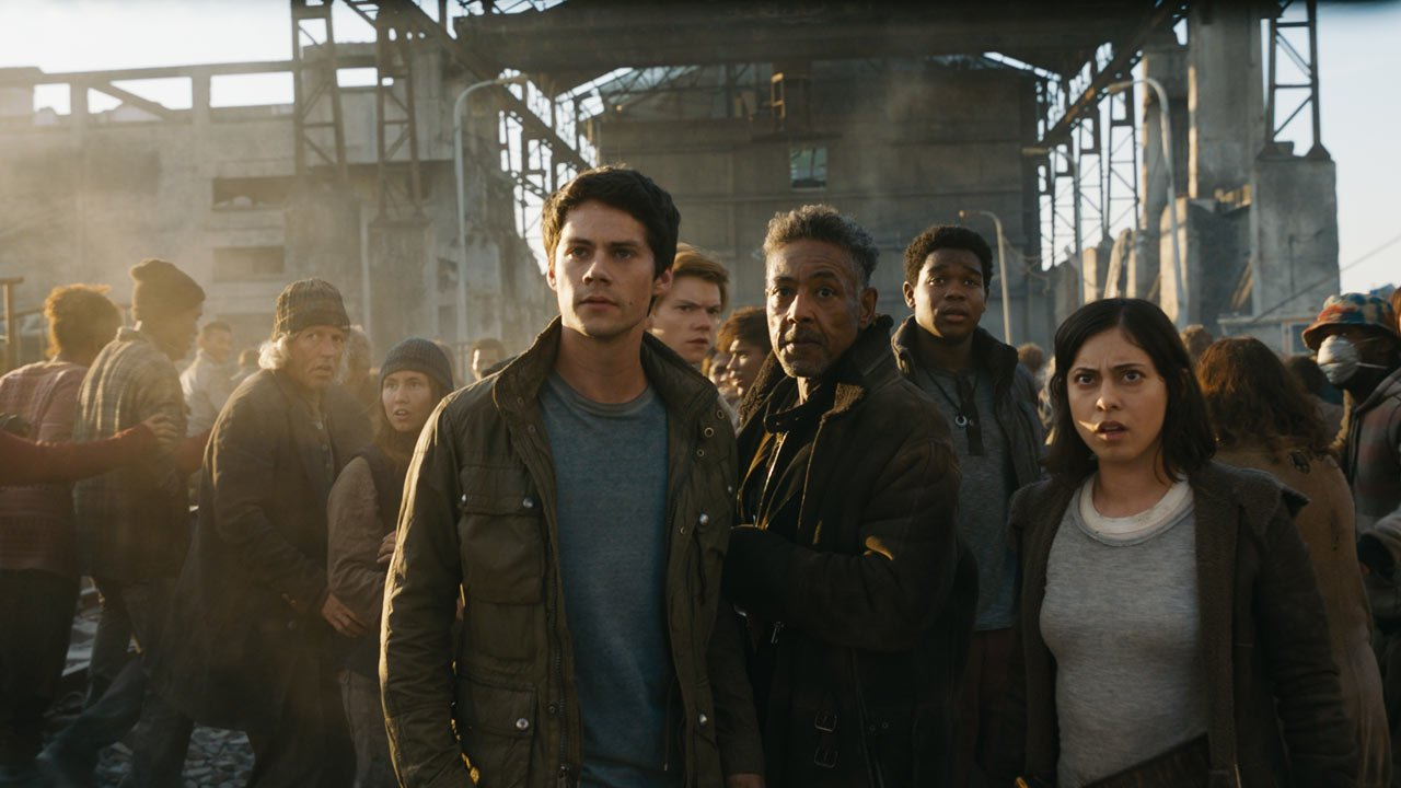 Maze Runner: A Cura Mortal / The Maze Runner: The Death Cure (2017)