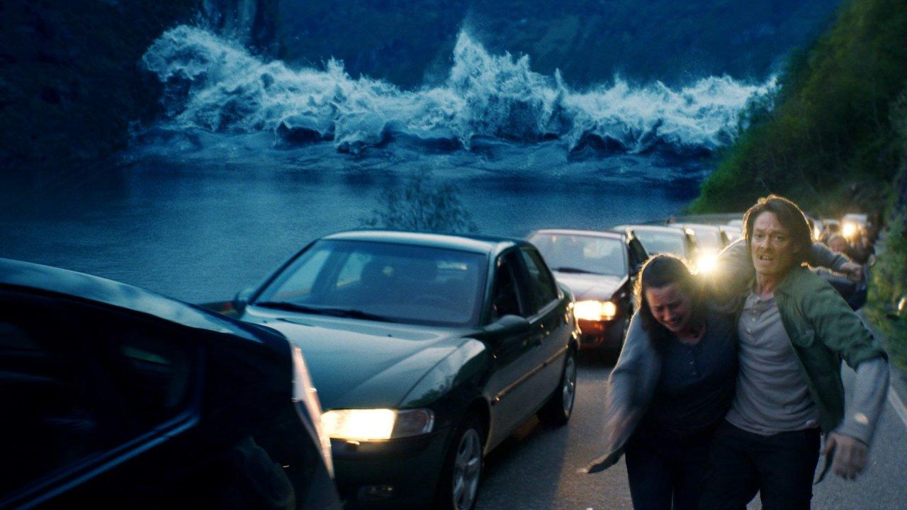 Bolgen - Alerta Tsunami / Bølgen / The Wave (2015)