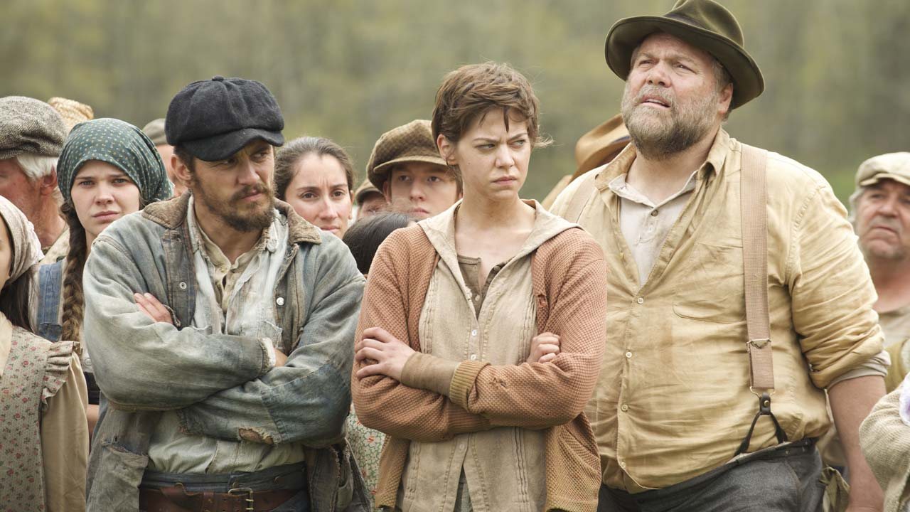 Batalha Incerta / In Dubious Battle (2016)