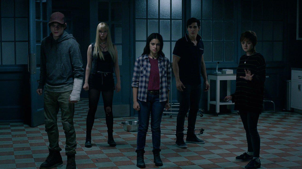 """""""Os Novos Mutantes"""" apresentam-se em painel virtual na Comic-Con"""