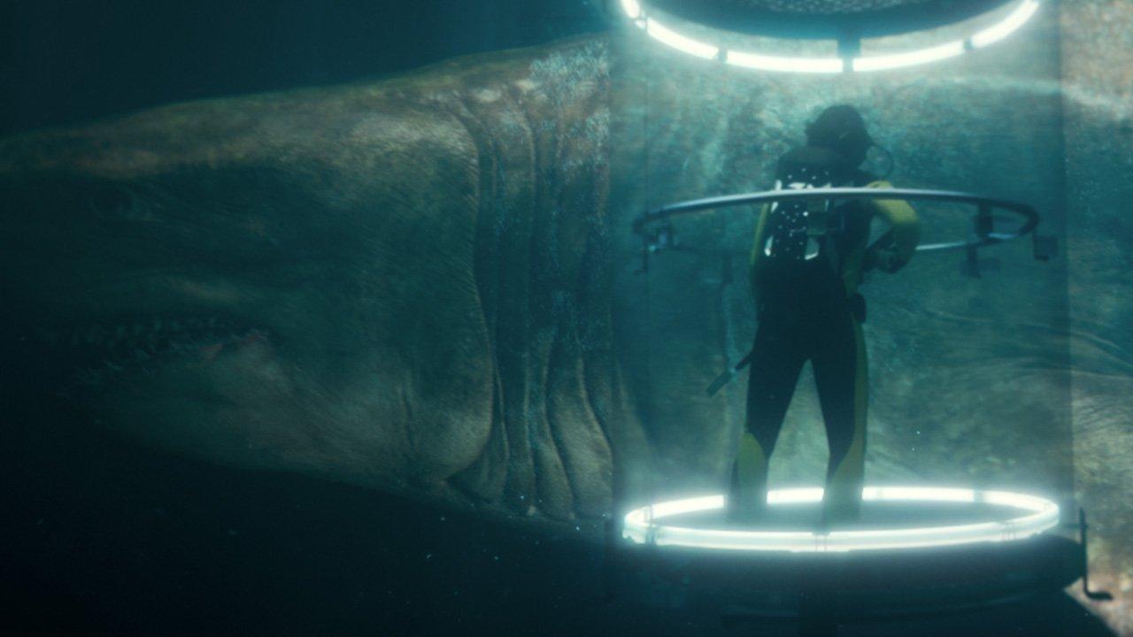 Meg: Tubarão Gigante / The Meg (2018)