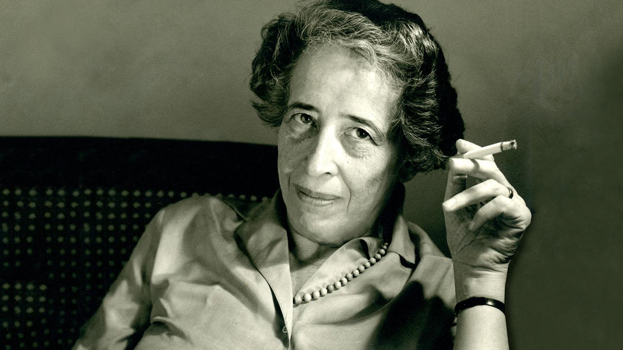 Vida Activa: O Espírito de Hannah Arendt / Hannah Arendt, Habiografia Harukhanit / Vita Activa: The Spirit of Hannah Arendt (2015)