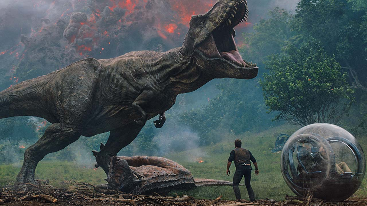 """Bilhetes de cinema para """"Mundo Jurássico: Reino Caído"""" à venda a partir de 30 de maio"""