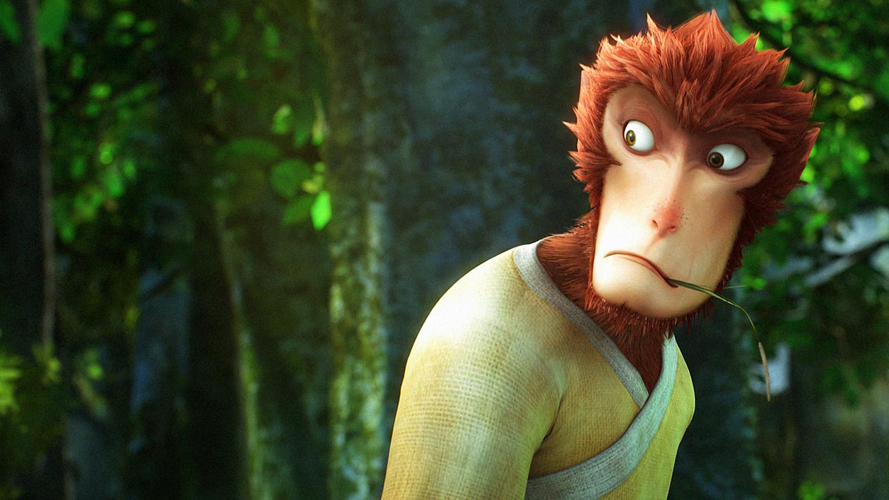 O Rei Macaco / Monkey King: Hero Is Back (2015)