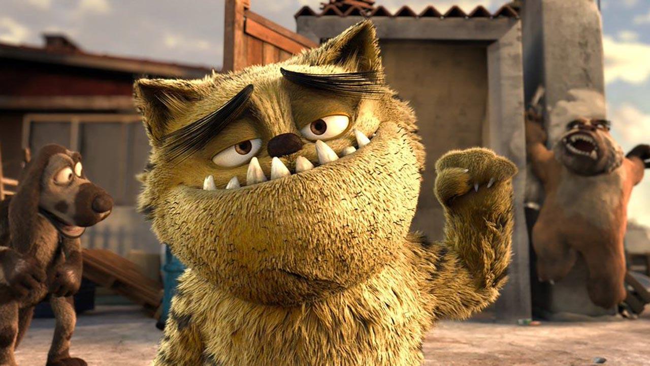 Gato Mau / Kötü Kedi Şerafettin / Bad Cat (2016)