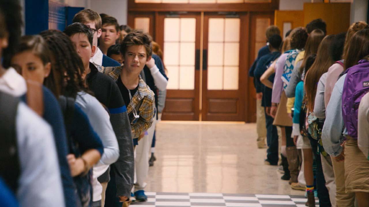 Escola: os Piores Anos da Minha Vida / Middle School: The Worst Years of My Life (2016)