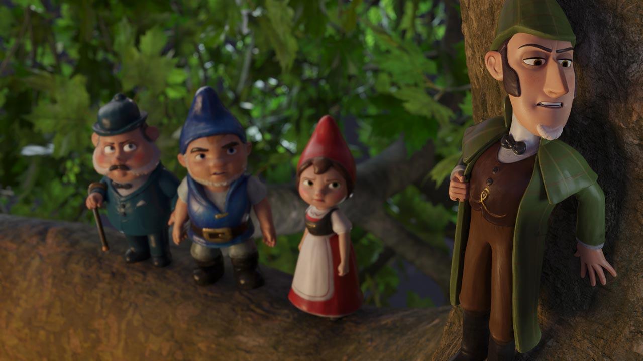 Sherlock Gnomes / Gnomeo & Juliet: Sherlock Gnomes (2018)