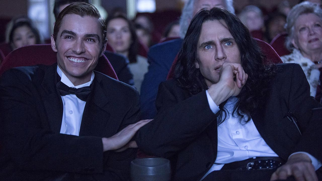 Um Desastre de Artista / The Disaster Artist (2017)