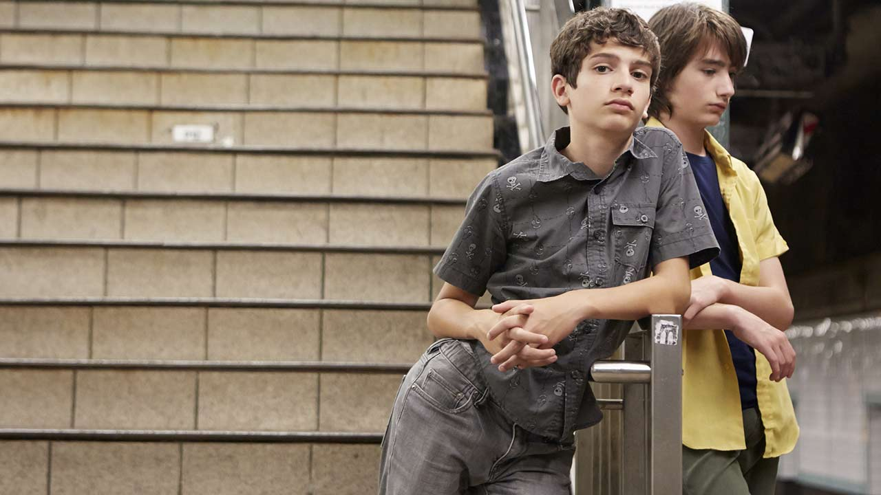 Homenzinhos / Little Men (2016)