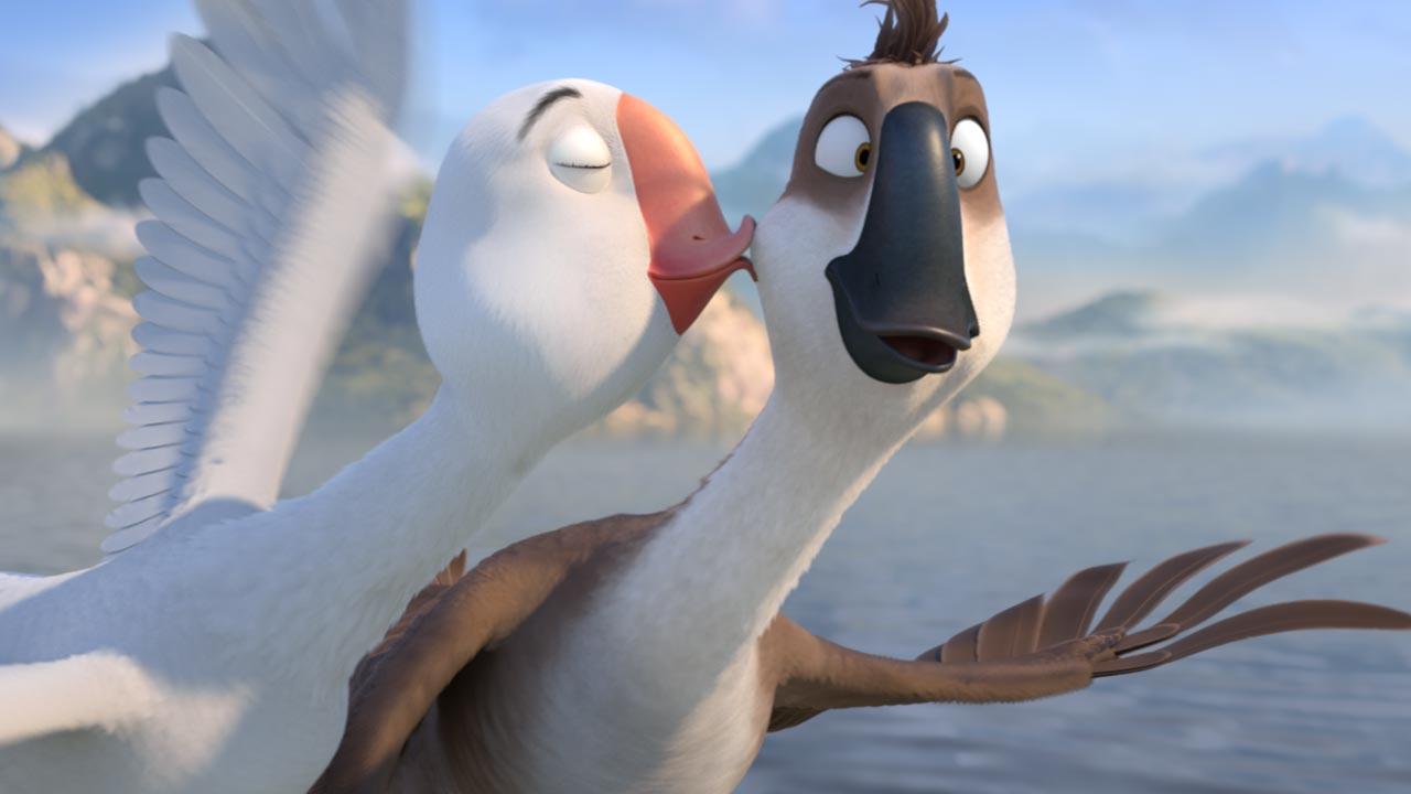 Asas Pelos Ares / Duck Duck Goose (2018)