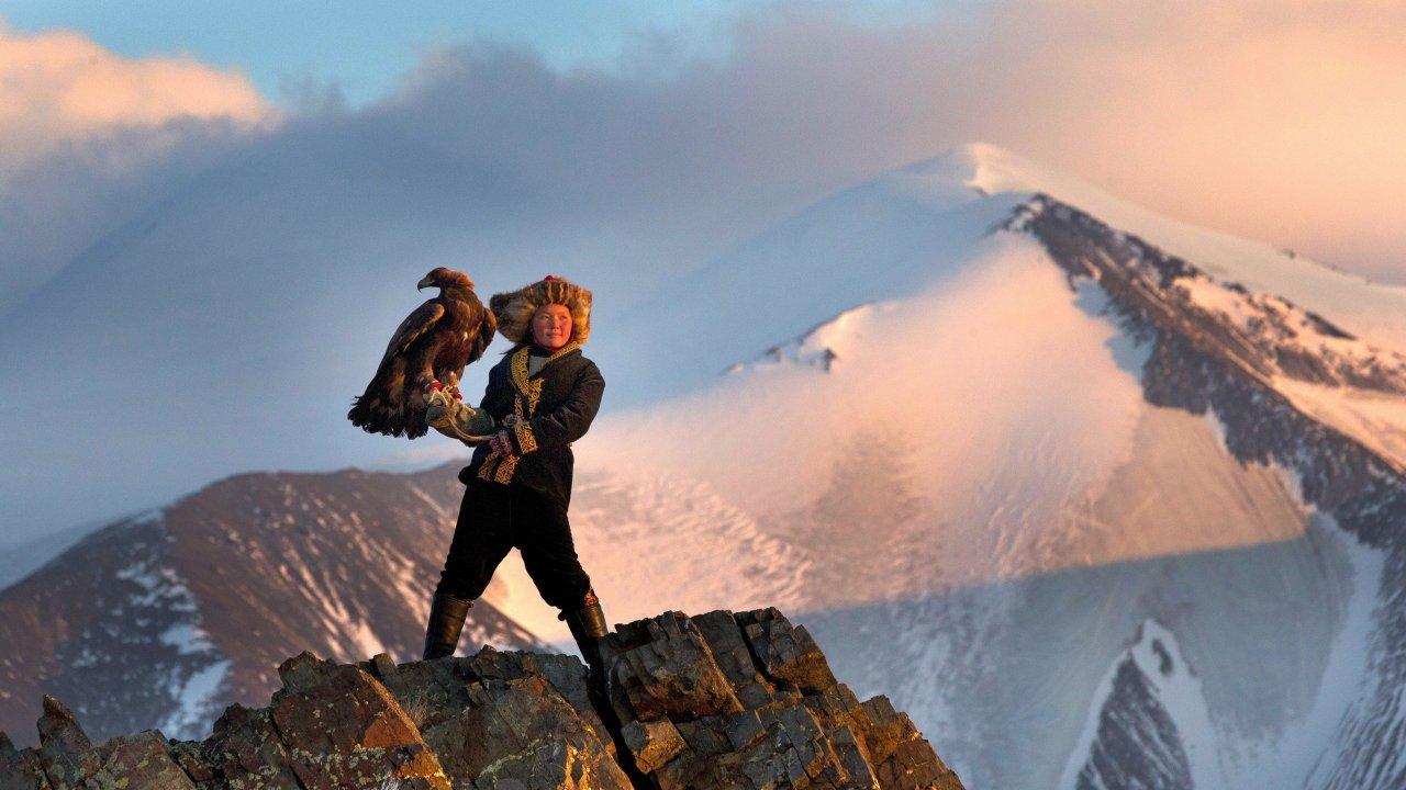 A Caçadora e a Águia / The Eagle Huntress (2016)