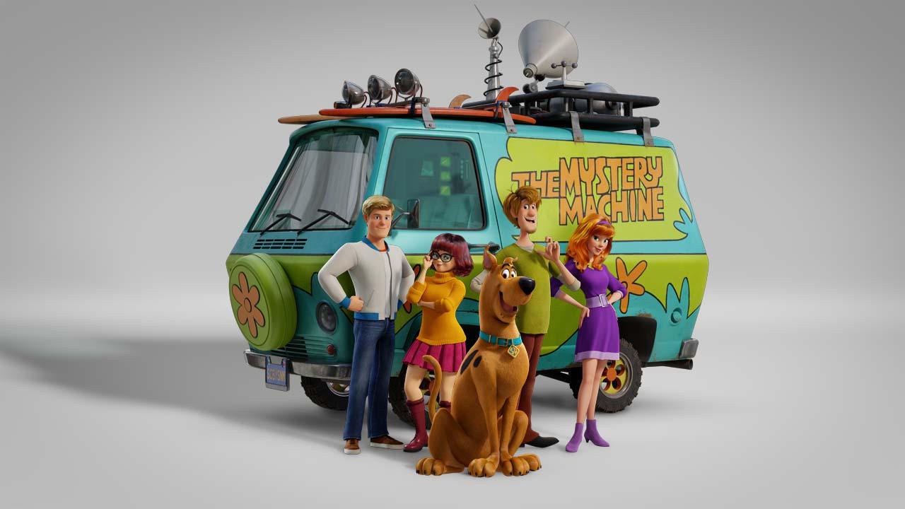 """Conheça as personagens e vozes portuguesas do filme """"Scooby!"""""""