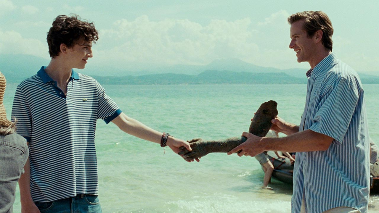 Chama-me Pelo Teu Nome / Call Me by Your Name (2017)