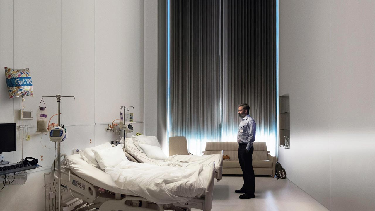 O Sacrifício de Um Cervo Sagrado / The Killing of a Sacred Deer (2017)