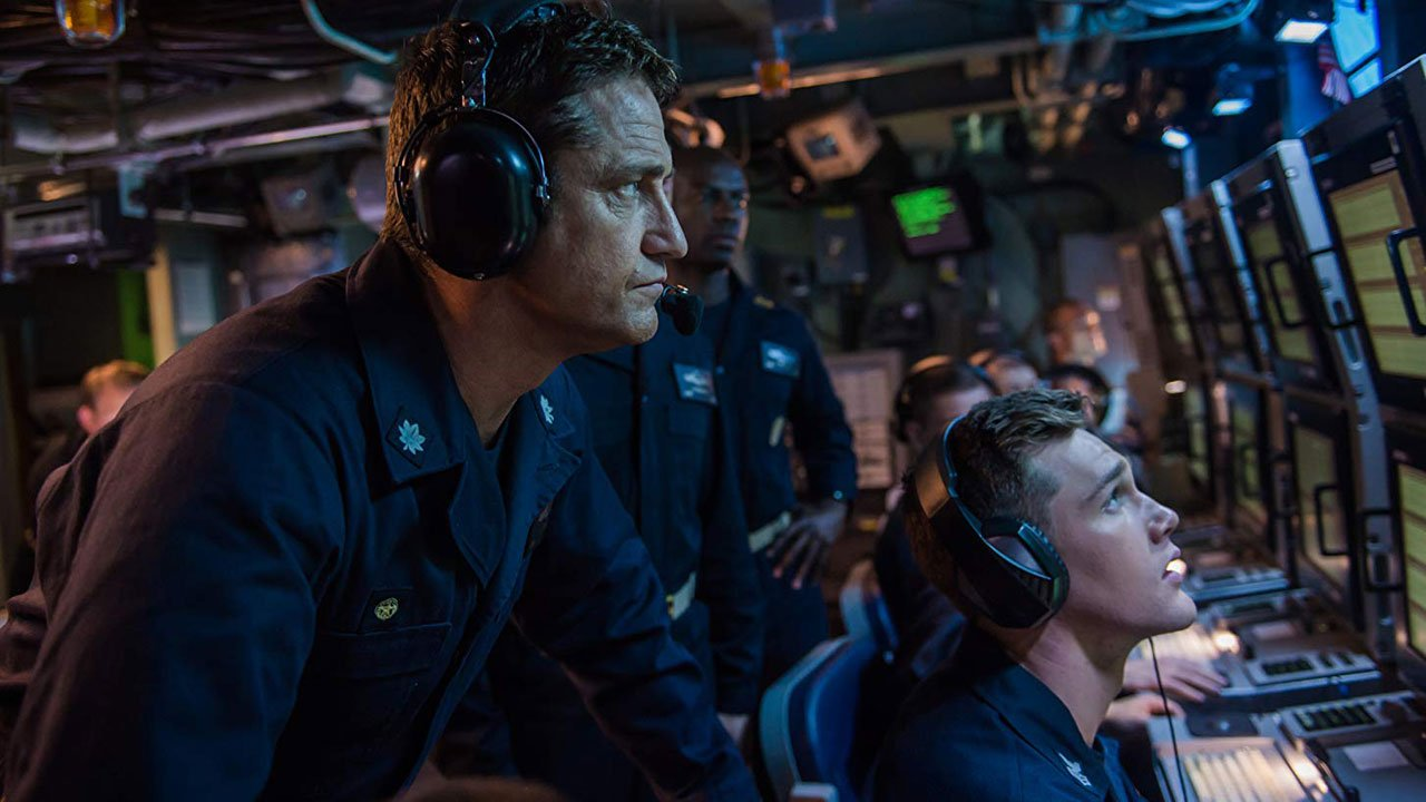 Hunter Killer (2017)