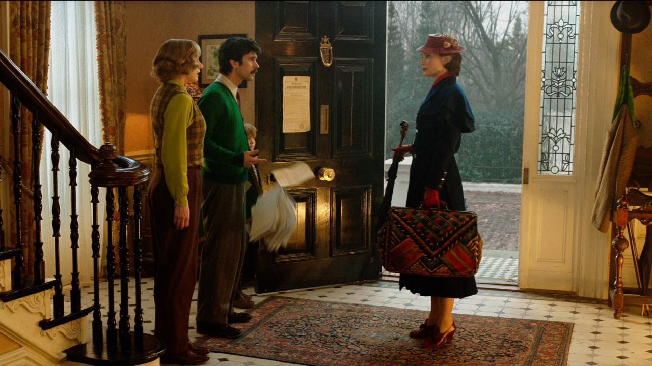 """O Regresso de Mary Poppins"": novo trailer"
