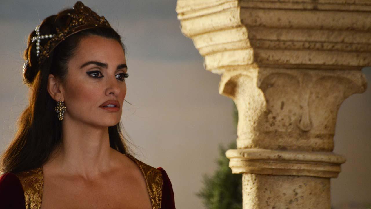 A Rainha de Espanha / La Reina de España (2016)