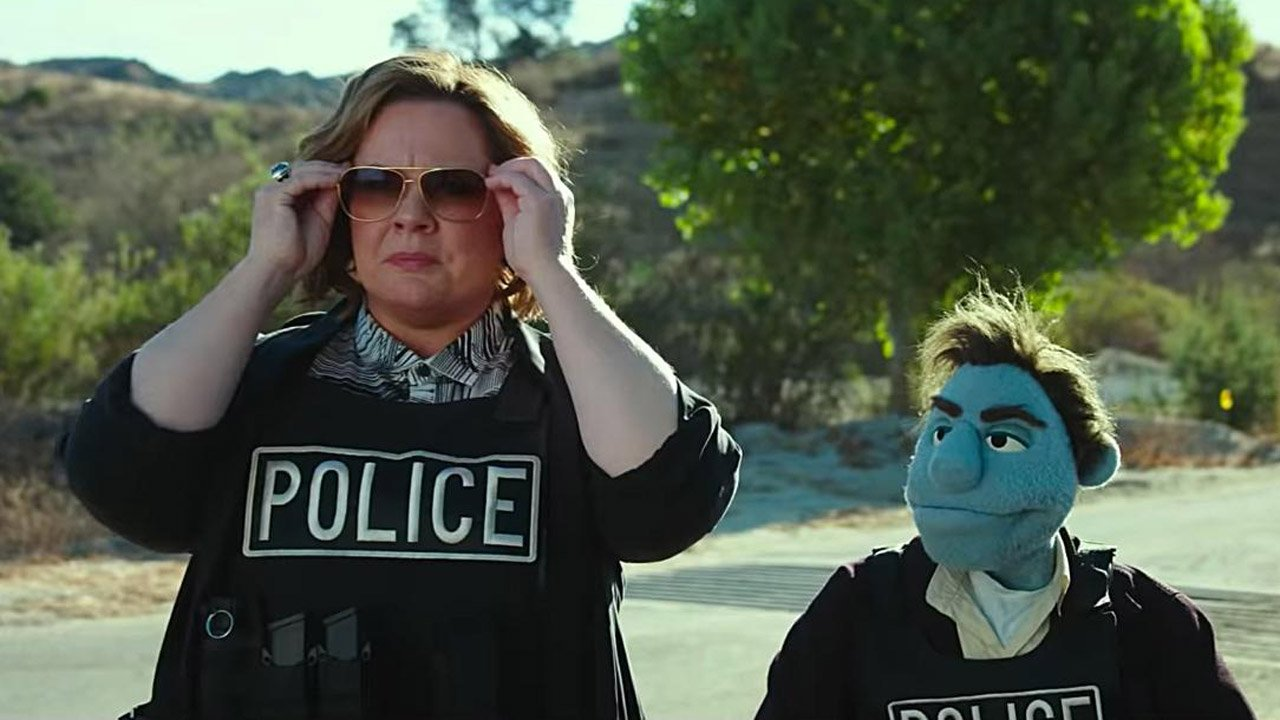 Pela Hora da Morte / The Happytime Murders (2018)