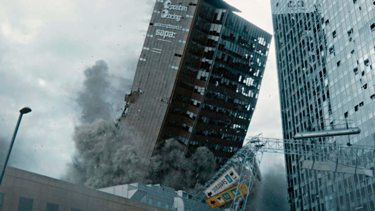 O Terramoto / Skjelvet / The Quake (2018)