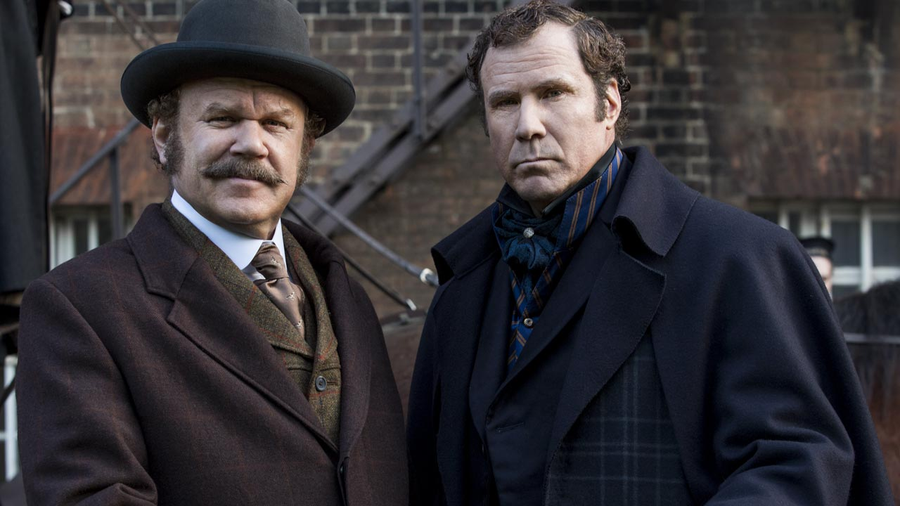 Holmes e Watson / Holmes & Watson (2018)