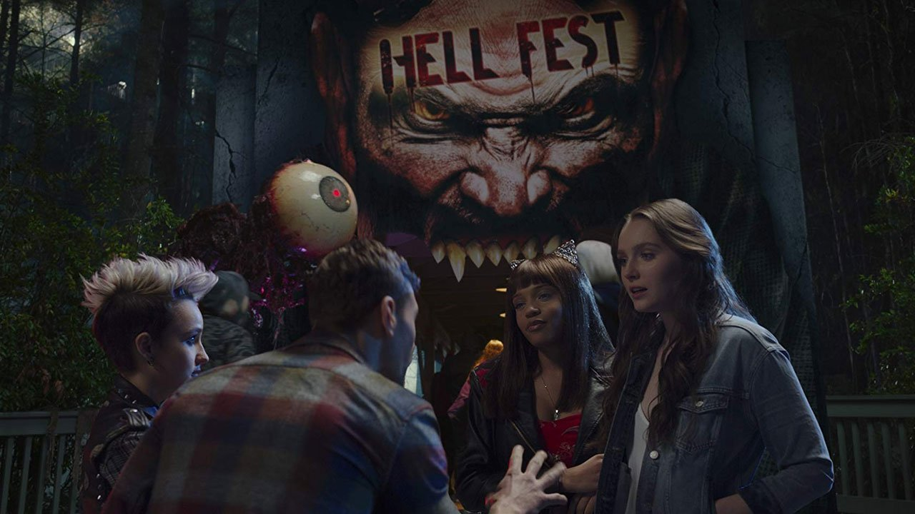 Hell Fest - Parque dos Horrores / Hell Fest (2018)