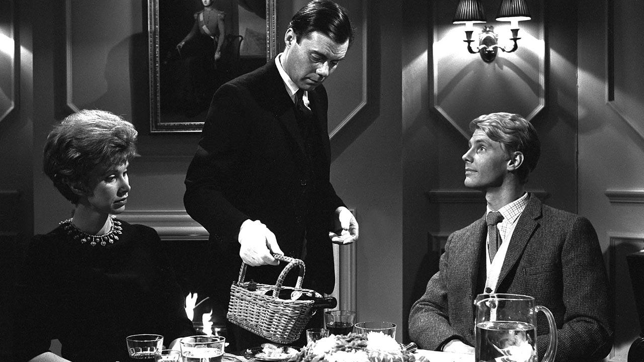 O Criado (reposição) / The Servant (1963)