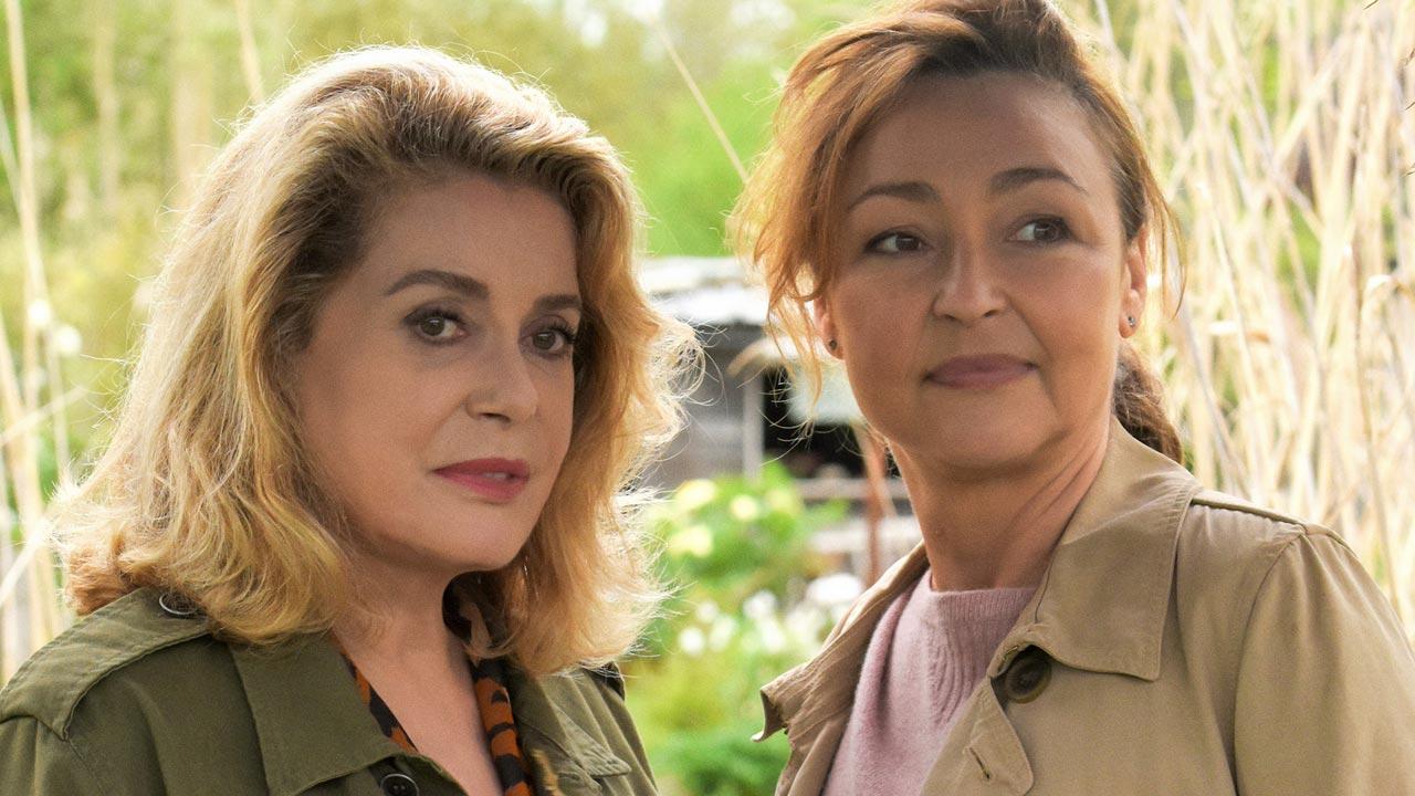 Duas Mulheres Um Encontro / La Sage femme (2017)