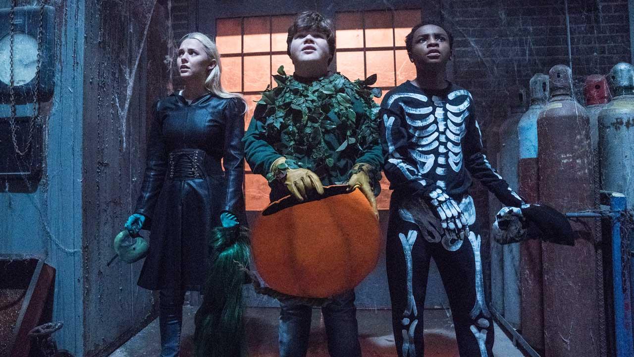 Goosebumps 2: Arrepios no Halloween / Goosebumps 2: Haunted Halloween (2018)
