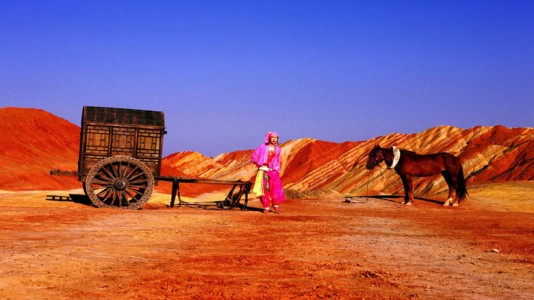 Uma Mulher, Uma Arma e Uma Loja de Massas / San Qiang Pai an Jing Qi - A Woman, A Gun and A Noodle Shop (2009)