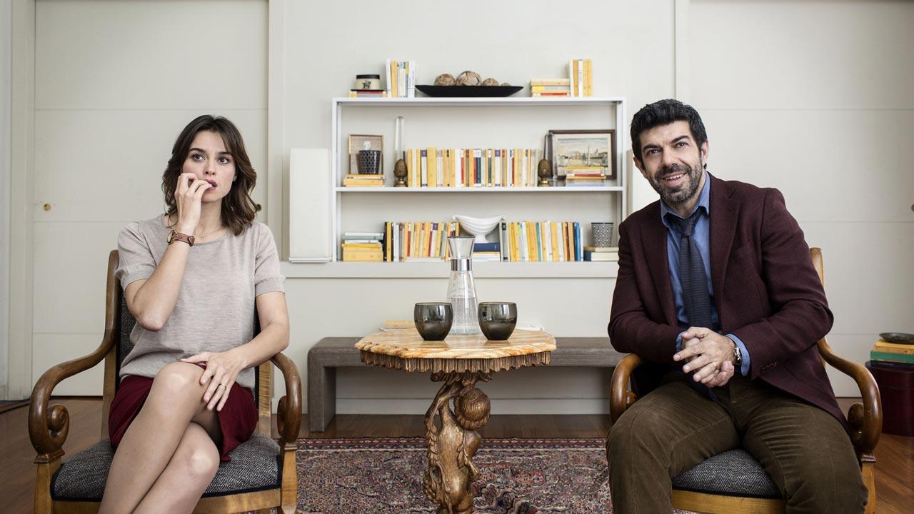 Mulher e Marido / Moglie e marito (2017)