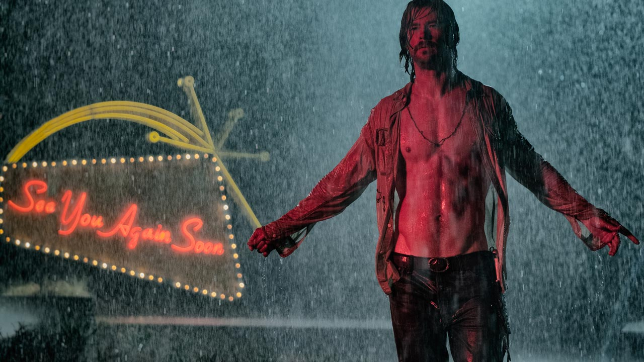 Sete Estranhos no El Royale / Bad Times at the El Royale (2018)