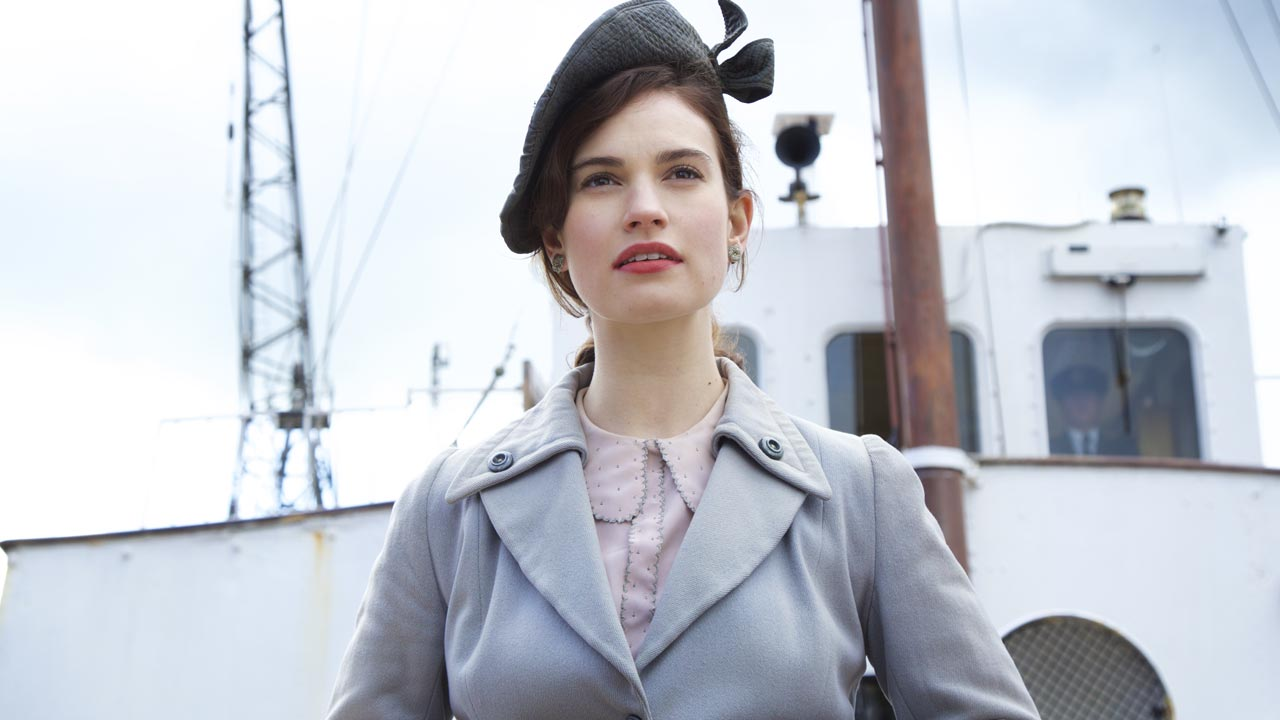 Guernsey - A Sociedade Literária da Tarte de Casca de Batata / The Guernsey Literary and Potato Peel Pie Society (2018)