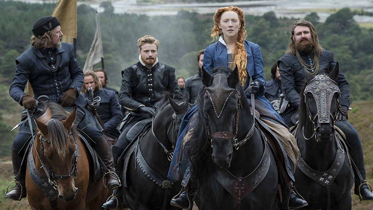 Maria, Rainha dos Escoceses / Mary Queen of Scots (2018)