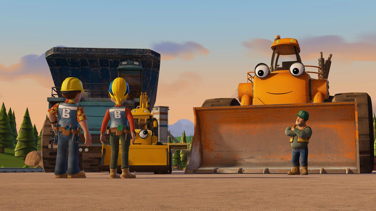 Bob o Construtor: Mega Machines / Bob the Builder: Mega Machines (2017)