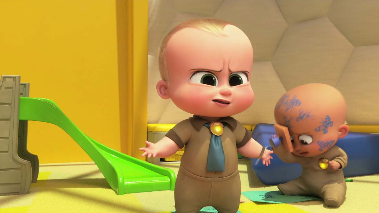Boss Baby: Negócios de Família / The Boss Baby: Family Business (2021)
