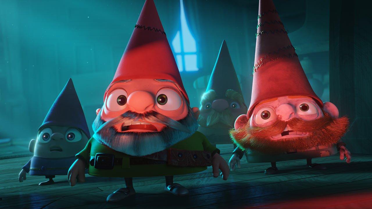 Patrulha de Gnomos / Gnome Alone (2017)
