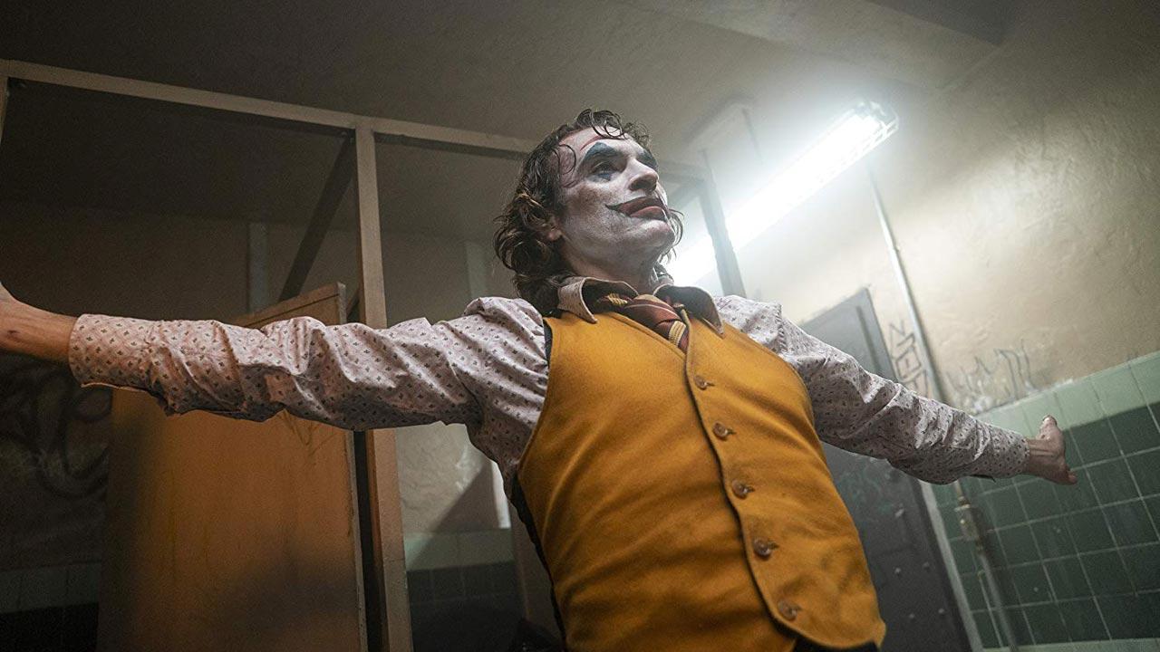 """""""Joker"""" à frente das nomeações para os BAFTA"""