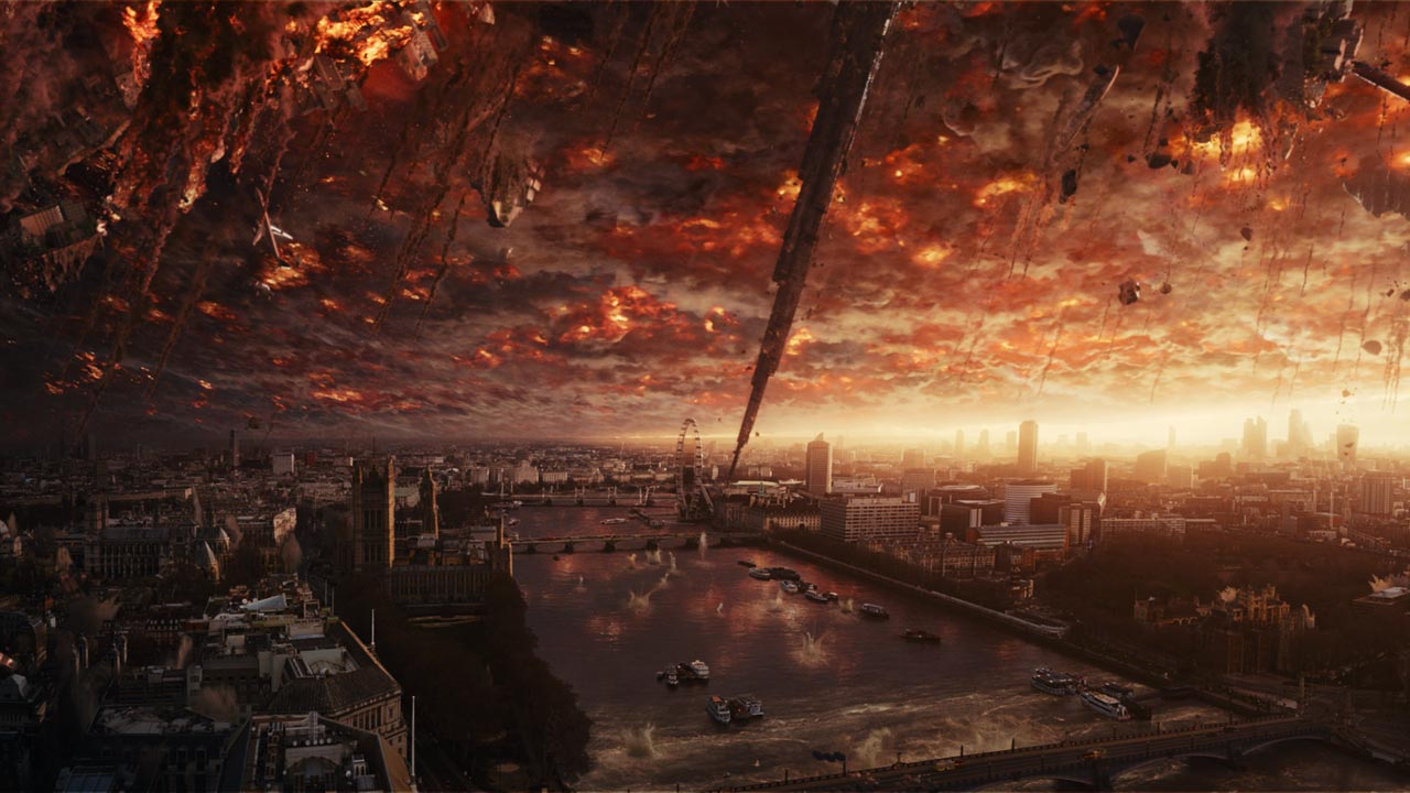 O Dia da Independência: Nova Ameaça / Independence Day: Resurgence (2016)