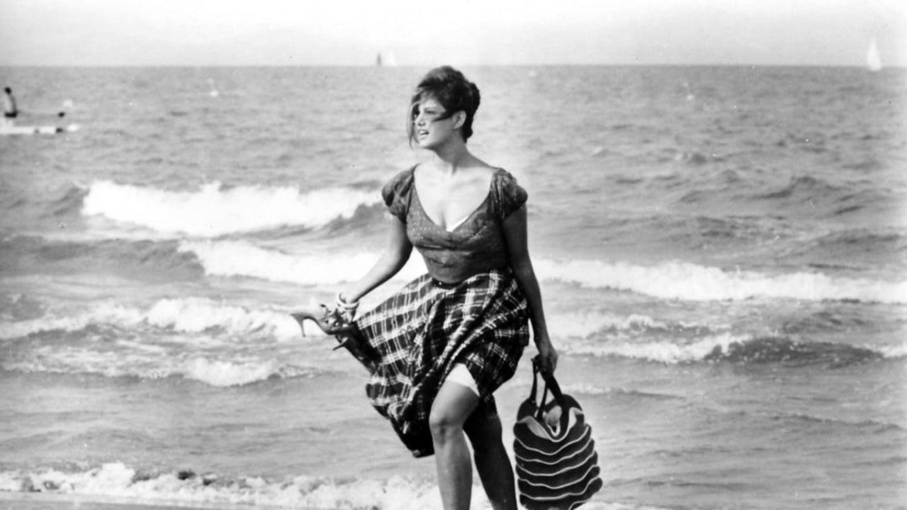 A Rapariga da Mala / La ragazza con la valigia (1961)