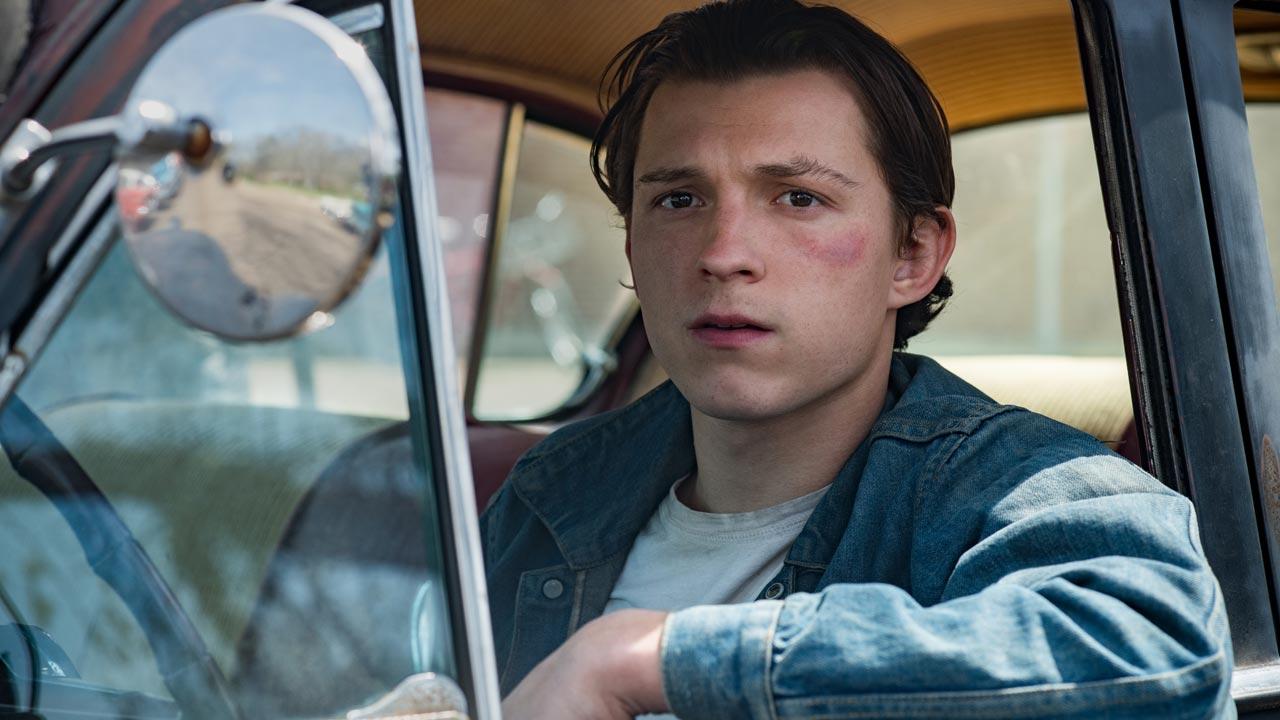 """Netflix apresenta trailer do filme """"Sempre o Diabo"""" com Tom Holland e Robert Pattinson"""