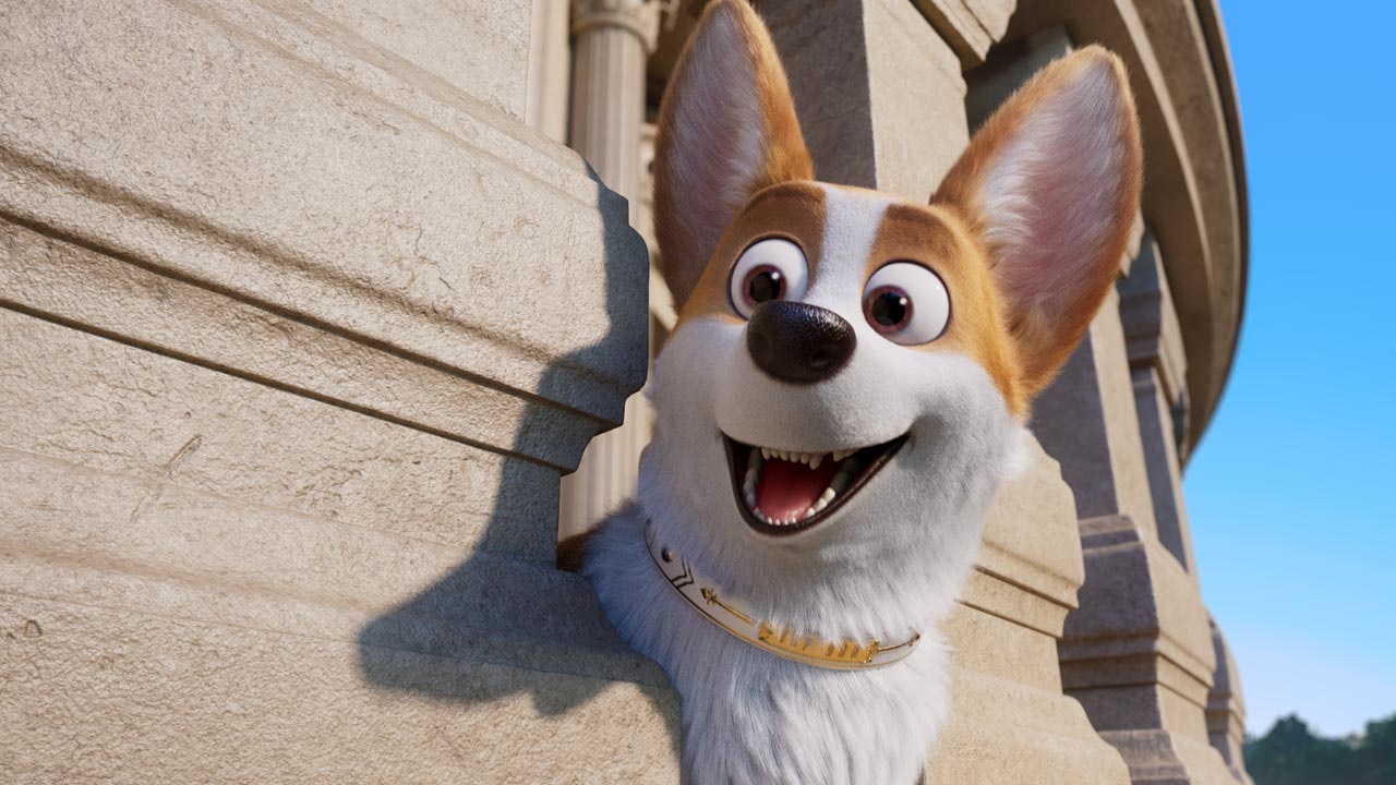 Cai na Real, Corgi / The Queen's Corgi (2019)